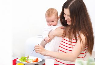 The Healthiest Keto Breastfeeding Diet for Weight Loss