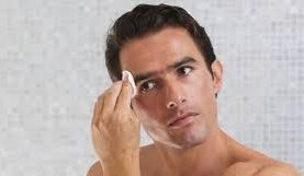 What is some oily skin care for men?