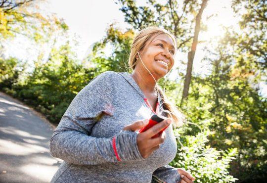 Start Running When You're Overweight