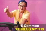 Five common fitness myths you probably still believe