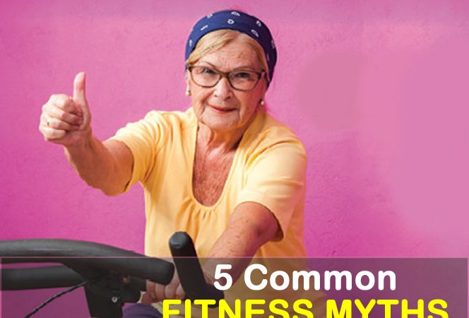 fitness myths