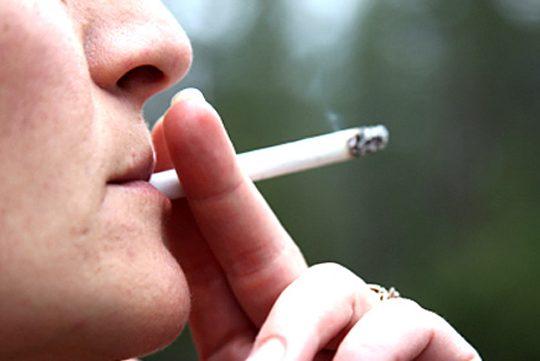 addict to tobacco
